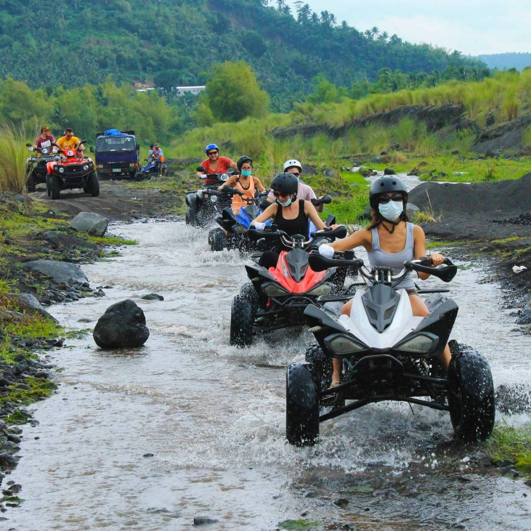 Get the Most Out of Your Quad Bike With ATV Accessories