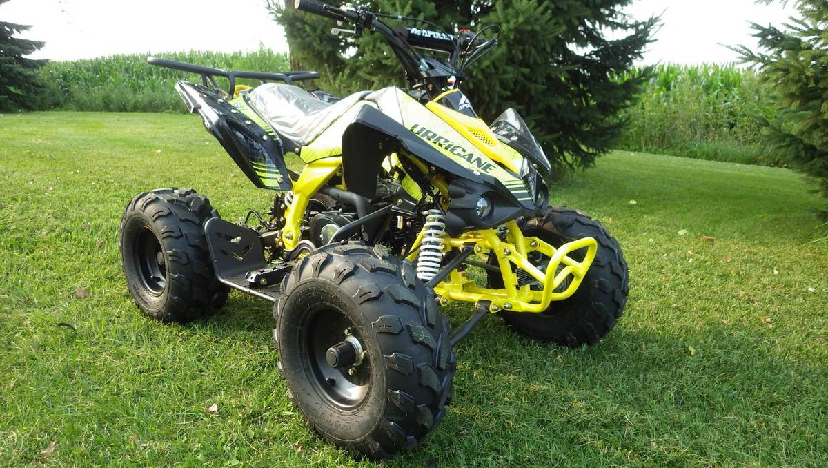 Three Reasons You Should Consider An ATV