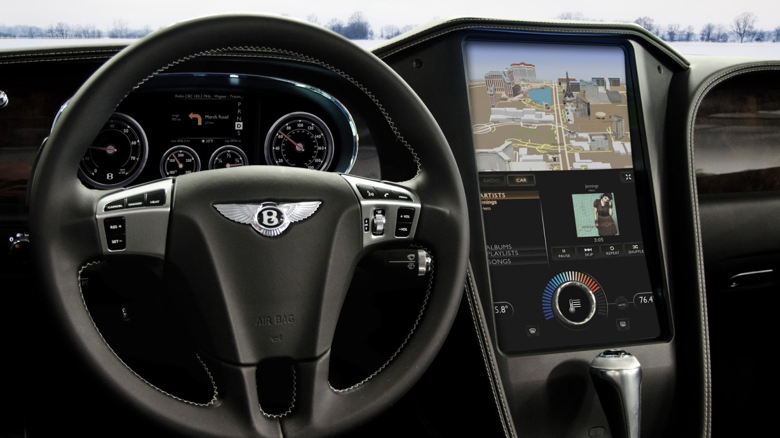 Tips on Choosing a Vehicle LCD Monitor